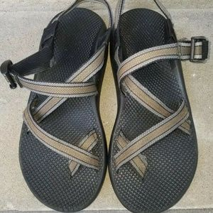 Chaco Men Brown Eco Tread Sandals Size M10